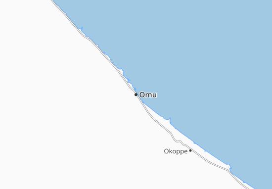Carte-Plan Omu