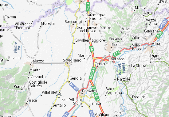 Marene Map