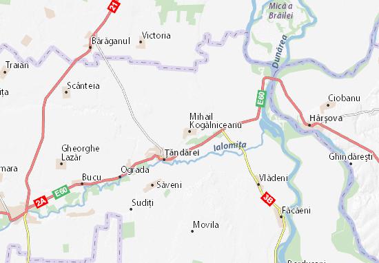 Mappe-Piantine Mihail Kogălniceanu