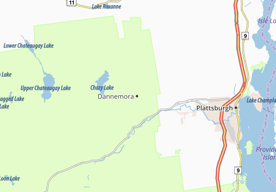 Map Of New York Dannemora.Dannemora Map Detailed Maps For The City Of Dannemora Viamichelin
