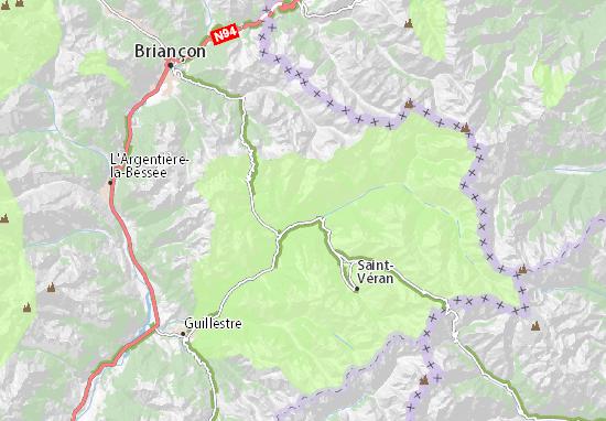 Mappe-Piantine Château-Ville-Vieille