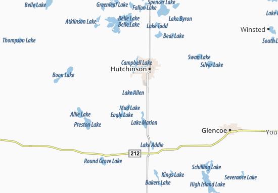 Mappe-Piantine Heatwole
