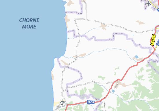 Mapa Plano Viline