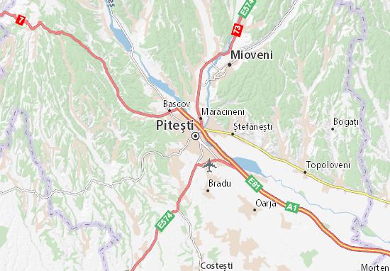Mappe-Piantine Piteşti