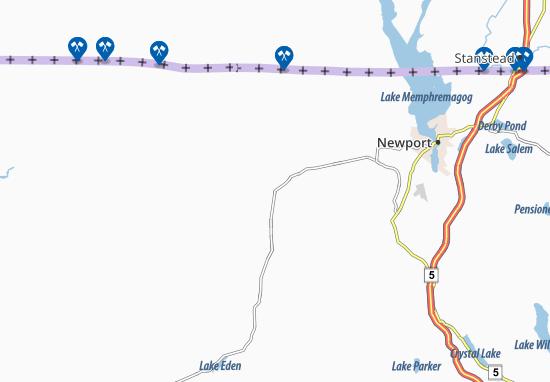 Westfield Map