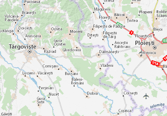 Mappe-Piantine I. L. Caragiale
