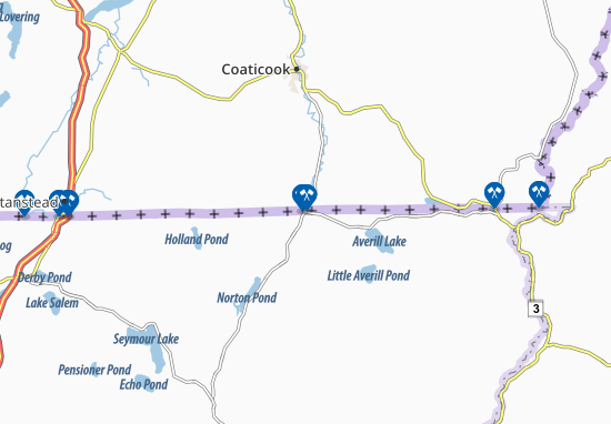 Norton Map