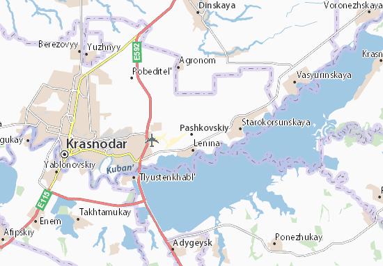 Pashkovskiy Map
