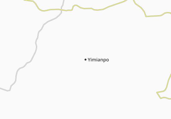 Mapas-Planos Yimianpo