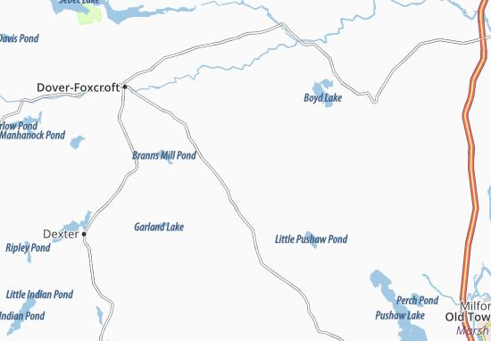 Carte-Plan Charleston