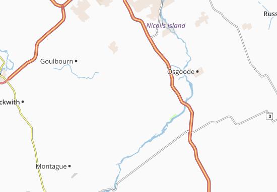 Mapas-Planos Rideau