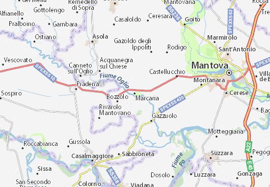 Mappe-Piantine Marcaria