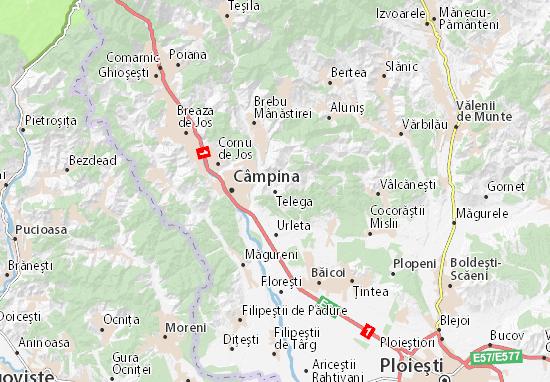 Telega Map