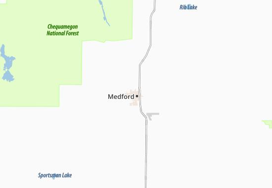 Medford Map