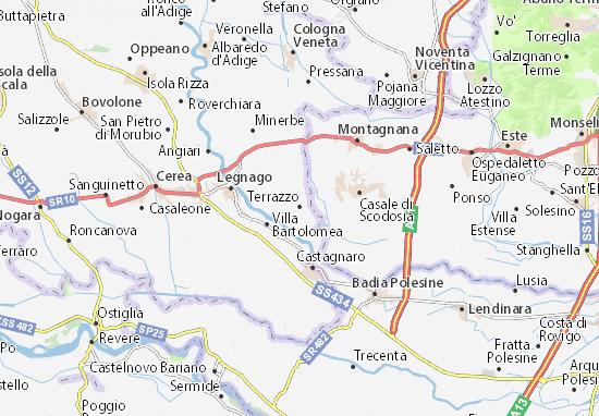 Carte-Plan Terrazzo