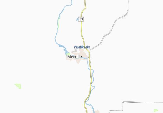 Mapas-Planos Merrill
