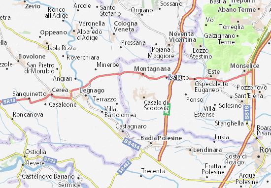Urbana Map