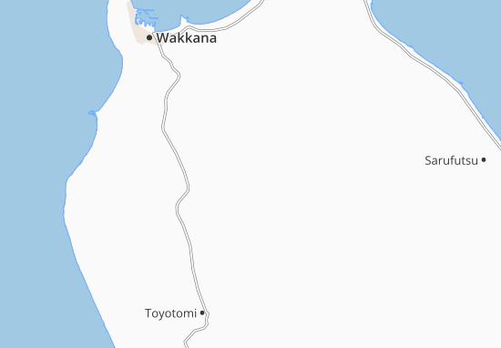 Kaart Plattegrond Numakawa