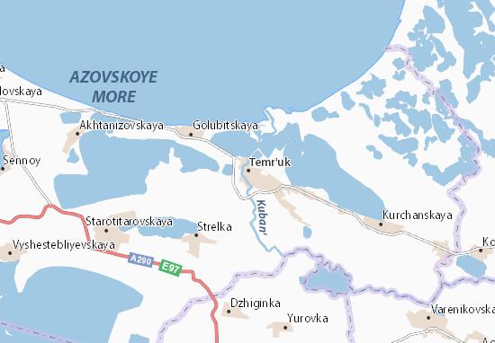 Karte Uk.Karte Stadtplan Temr Uk Viamichelin