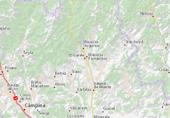 Mappe-Piantine Izvoarele