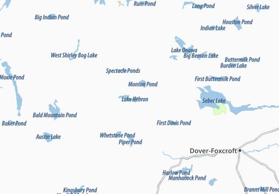 Mappe-Piantine Monson