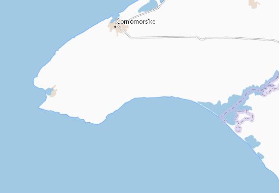 Carte-Plan Okunivka
