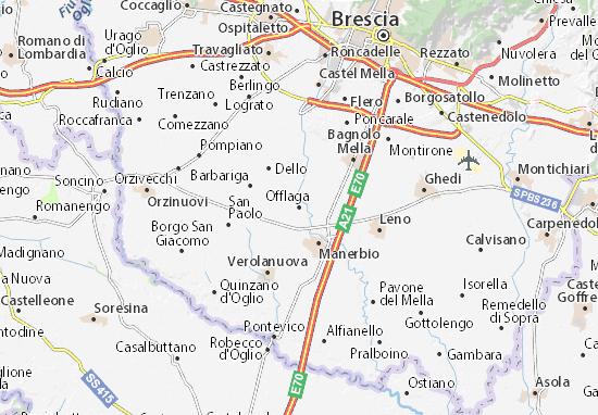 Offlaga Map