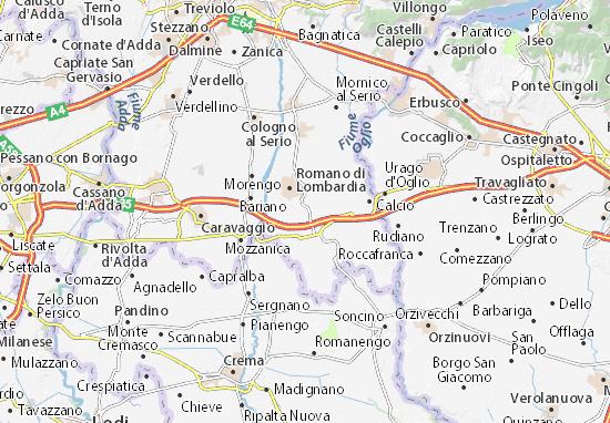 Mappe-Piantine Covo