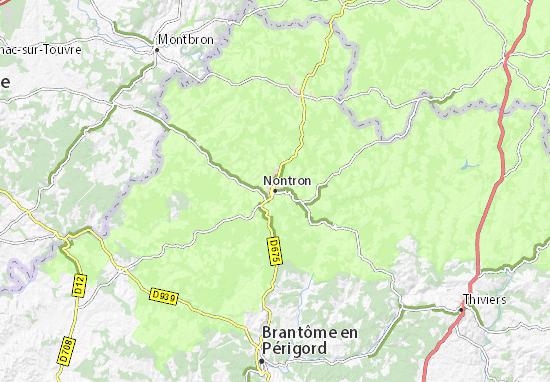 Mapas-Planos Nontron
