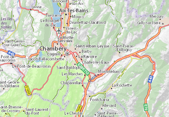 Taufspruch F303274r Karte.Mont Saint Michel Karte