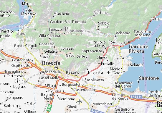 Mappe-Piantine Castello