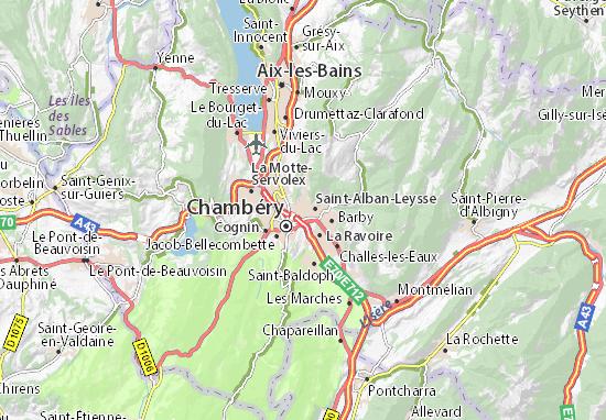 Bassens Map