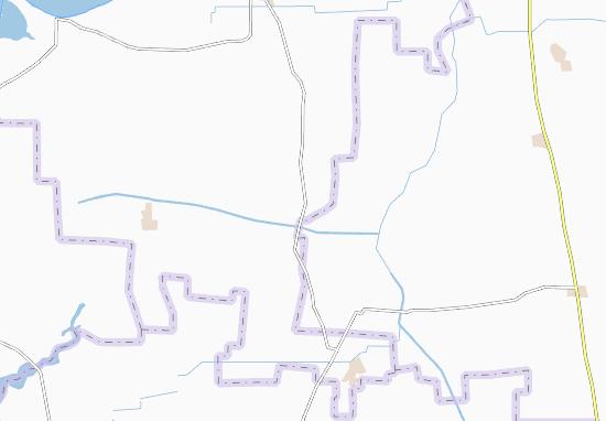 Mapas-Planos Voronky