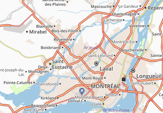 Renting A Car Laval