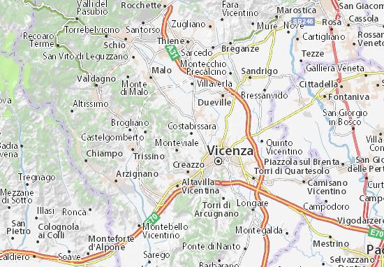 Mapas-Planos Costabissara