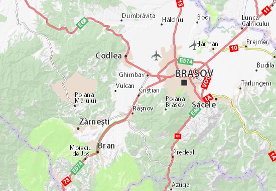 Cristian Map