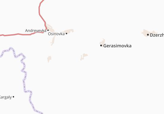 Mappe-Piantine Nadezhdovka