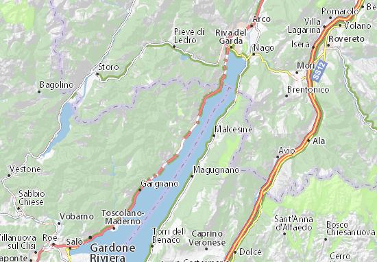 Pieve Map