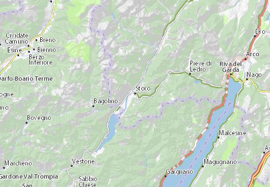 Storo Map