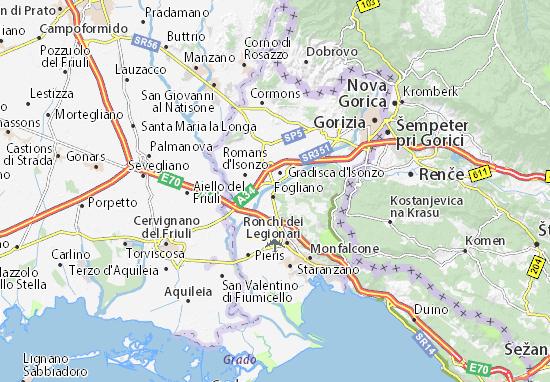 Sagrado Map