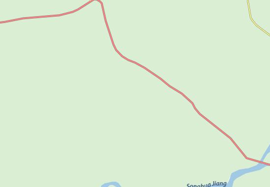 Duiqingshan Map