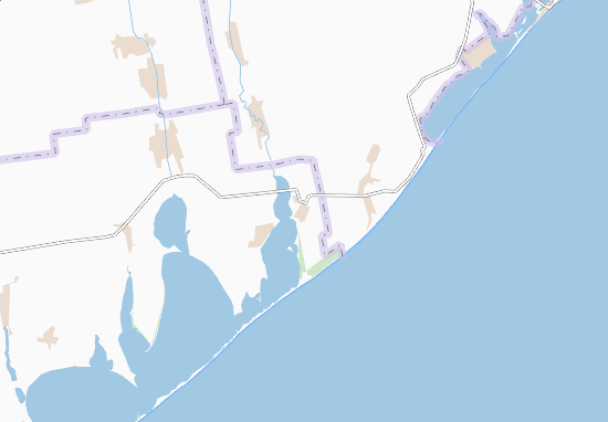Bazar'yanka Map