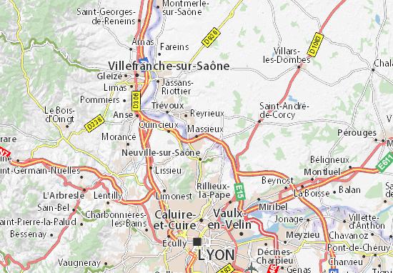 Mappe-Piantine Massieux