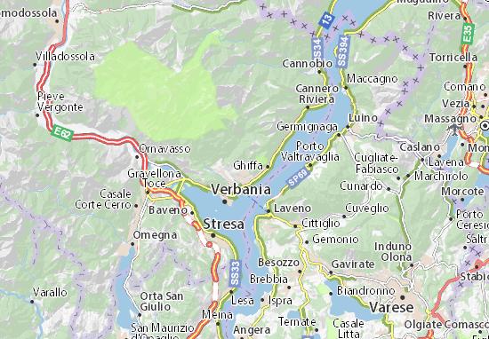 Mappe-Piantine Arizzano