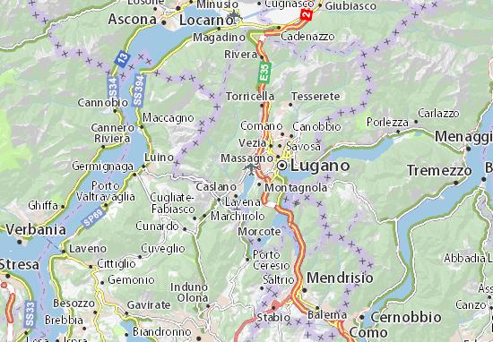 Mappe-Piantine Agno
