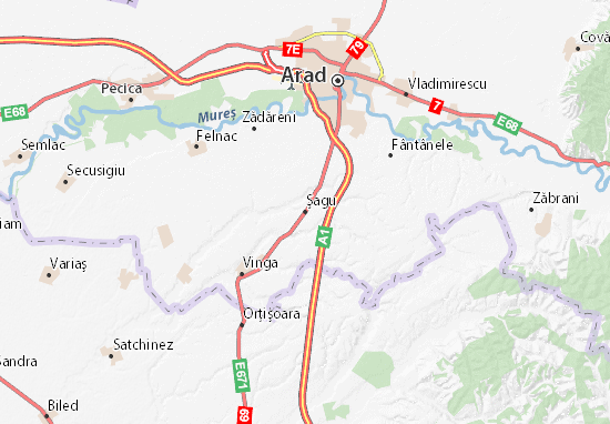 Şagu Map