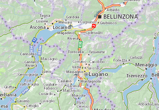Mappe-Piantine Torricella