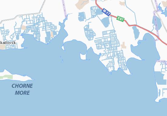Kaart Plattegrond Khorly