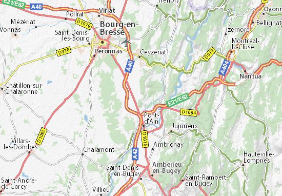 Saint-Martin-du-Mont City