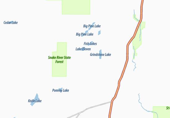 Kroschel Map